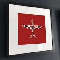 'Tomahawk' Limited Edition Print
