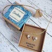 Sterling Silver Freshwater Pearl Stud Earrings, Silver