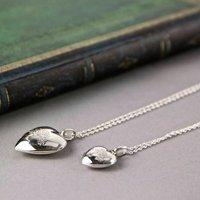 Tree Of Life Heart Locket Necklace
