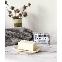 Marisol Handmade Soap, Fig And Green Grape