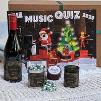 Personalised Christmas In A Box