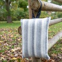 Garden Kneeler Cushions, Navy