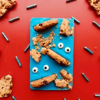 Cookie Monster Chocolate Bar