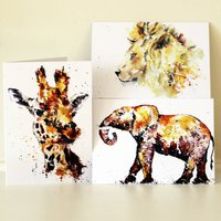 Greetings Cards African Collection