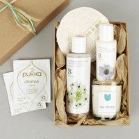 Home Spa Natural Gift Set