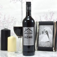 Personalised New Home Wine Housewarming Gifts