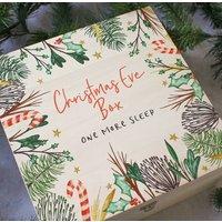 Christmas Eve Box, One More Sleep