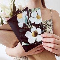 Floral, Botanical Congratulations Card