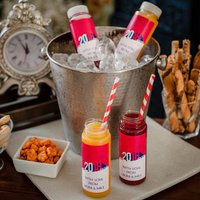 Personalised New Years Party Cocktails