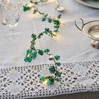 Monstera Leaf Fairy Light String For Plant Lover