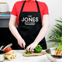 The... Kitchen Personalised Apron