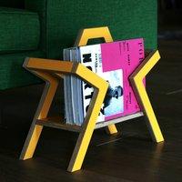 Farleigh Colour Magazine Rack