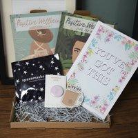 Positive Wellbeing Zine Self Care Mama Gift Box