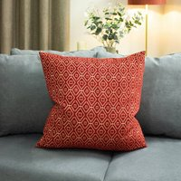 Red Kenza Cushion