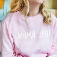 Mama Bear Jumper Sweatshirt