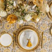 Harvest Moon Tablecloth