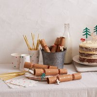 Woodland Tree Decoration Small Crackers