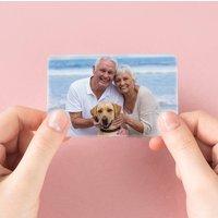 Pet Portrait Wallet Card