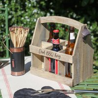 Personalised Summer Barbecue Accessories Gift Set