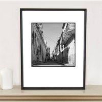 Old Havana Photographic Art Print