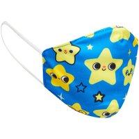 Children's Star Cloth Face Mask