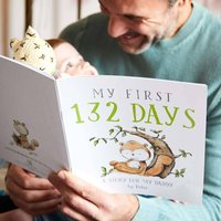 New Dads Personalised Book
