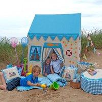 Beach Hut Playhouse 3yrs+