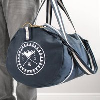 Monogram Winter Canvas Holdall