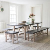 Chilson Table Or Table Bench And Stool Set
