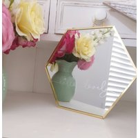 Personalised Mirror With Motivational Message