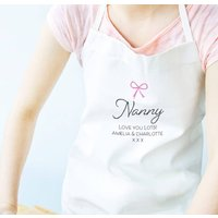 Personalised Design Your Own Apron