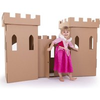 Kid Eco Castle Brown