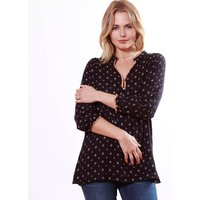 Bonfire Kaftan Tunic Blouse