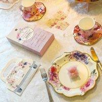Bridal Shower Afternoon Tea Decorations Pack