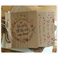 Party Till The Cows Come Home Wedding Stationery