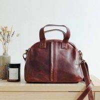 Leather Shoulder Bag Purse, Crossbody Bag