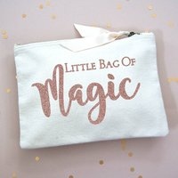 Make Up Bag ' Little Bag Of Magic'