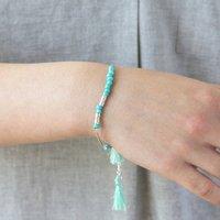 Morse Code Sister Bracelet
