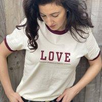 Love Makes A Family Unisex T Shirt