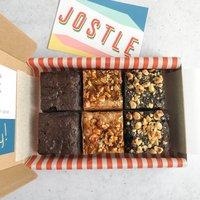 Vegan Brownies Mixed Box