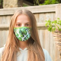 Green Leaf Sustainable Adult Reusable Face Mask