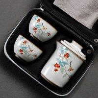 Kungfu Tea Ware Travel Set