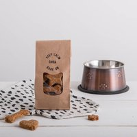 Keep Calm, Bark On Handmade Dog Treats, Personalised