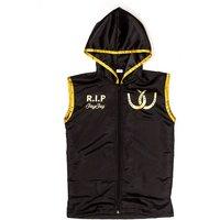 Custom Personalised Sleeveless Boxing Ring Jacket