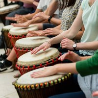 African Drumming Workshop For Two