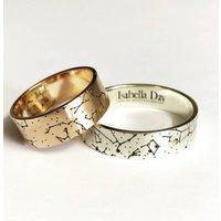 Custom Womens Star Map Engagement Or Wedding Ring