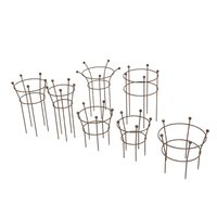 12mm Two Ring Herbaceous Garden Plant Supports