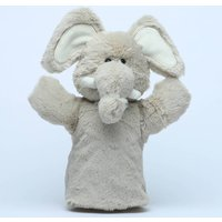 Elephant Bag With Matching Hand Puppet