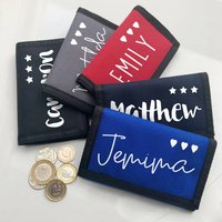 Personalised Wallet Or Purse