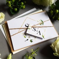 Lily Wedding Invitations